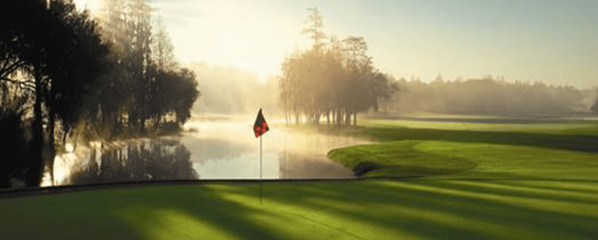 Golf resort in Florida and Orlando